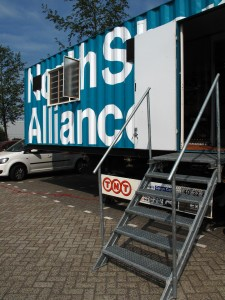 TNT-North Star Alliance Roadshow at ORTEC