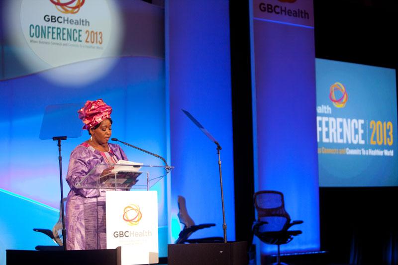 Madam Ngema Zuma about Mobility and Health