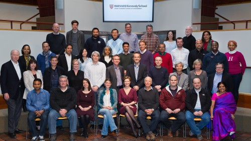 Art and Science of System Change Class Photo - Version 2
