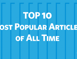 Top 10 Most Popular Articles of All Time
