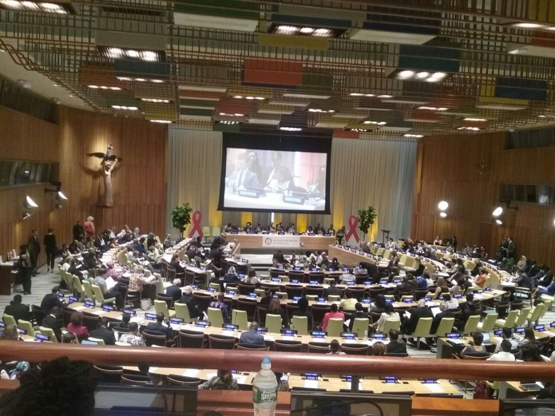 What we learnt at the United Nations General Assembly High