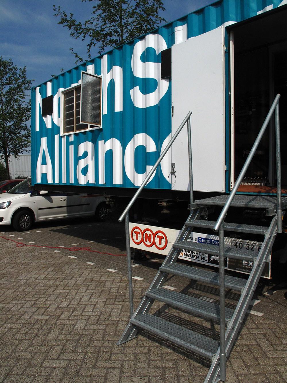 TNT-North Star Alliance Roadshow at ORTEC