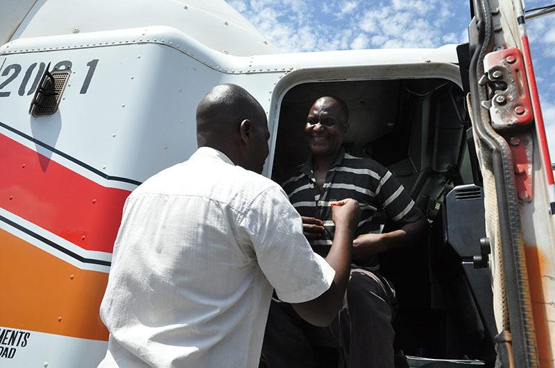World AIDS Day 2010 - Mwanza Malawi - North Star Alliance