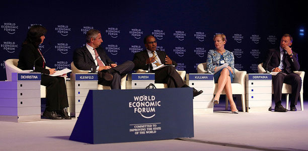 The 2013 Annual Meeting of the New Champions at the World Economic Forum in Dalian China